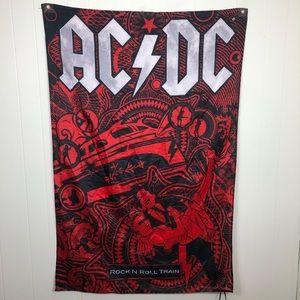 AC/DC | 2009 Rock N Roll Train Flag